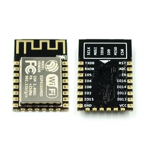 Image 3 - ESP8266 серийный WI FI модель ESP 12 ESP 12E ESP12F ESP 12S подлинность гарантирована ESP12