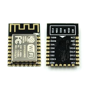 Image 3 - ESP8266シリアルwifiモデルESP 12 ESP 12E ESP12F ESP 12S真正保証ESP12