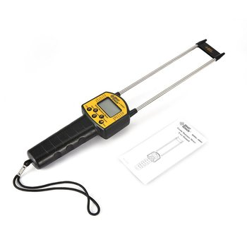 AR991 Professional Digital Grain Moisture Meter for Corn Wheat Rice Bean Peanut Measurement Tester