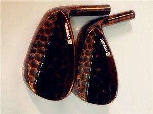 Image 1 - MTG ITOBORI Nêm MTK ITOBORI Golf Giả Nêm Carbon Đồng Golf Câu Lạc Bộ 48/50/52/54/56/58/60 Độ Trục Thép Với Đầu Bao