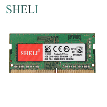 SHELI New Notebooks Memory 8GB 1RX8 PC4-19200S DDR