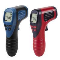 Car Digital LCD Photo Tachometer Non-Contact RPM Meter Motor Speed Gauge Car Speed Tach Meter Speedometer