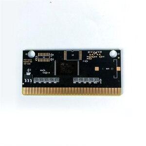 Image 4 - Pulseman Pulse man   USA Label Flashkit MD Electroless Gold PCB Card for Sega Genesis Megadrive Video Game Console