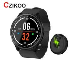 P69 Smartwatch IP68 waterproof Heart Rate Monitor Blood Pressure For iphone 11 xr 8 7 6 Huawei Samsung xiaomi phone Watch(China)