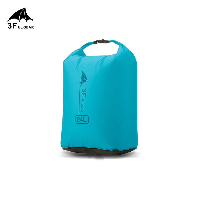 3F UL Gear Compression Dry Bag Waterproof Portable Lightweight Storage Bag For Outdoor Drifting Rafting 12L 24L 36L