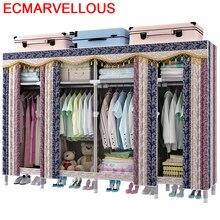 Rangement Armadio Gabinete Armazenamento Armoire Chambre Armario Tela Dresser De Dormitorio Guarda Roupa Closet Mueble Wardrobe