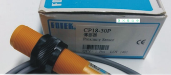 Taiwan Yangming FOTEK Capacitive Proximity Switch CP18-30P