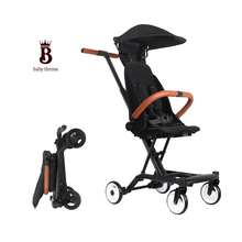 2 in 1 baby pram light weight stroller and newborn