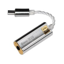 IBasso – adaptateur amplificateur de casque USB DAC DC03 de Type C à 3.5mm, pour Android, PC, HiFi, HiRes, câble, vs xiaomi shanling fiio