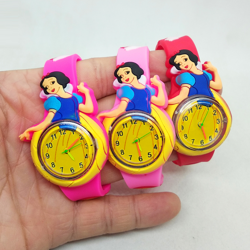 New Arrival Princess Watch Children Watches Fashion Casual Kids Watch For Girls Gift Student Clock Child Watch Relogio Kol Saati
