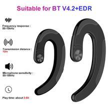 Q25 TWS bezprzewodowy zestaw słuchawkowy Bluetooth słuchawki z przewodnictwem kostnym zestaw słuchawkowy z mikrofonem