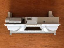 90% Nuovo Pezzo di Ricambio spazzola principale Del Telaio del Motore Modulo gear per xiaomi mi roborock aspirapolvere