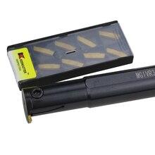 1PC MGIVR3125 1.5/2/2.5/3/4/5 narzędzie do rowkowania uchwyt na MGMN płytka węglikowa MGIVR prosto Shank toczenie wewnętrzne narzędzia tokarka Bar