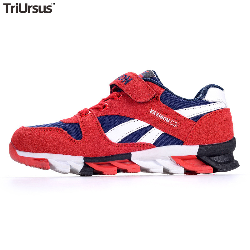 2020 New Style Sporty Children Casual Shoes Striped Letter Kids Boys Girls Sneakers Spring Autumn Toddler Sports Shoes