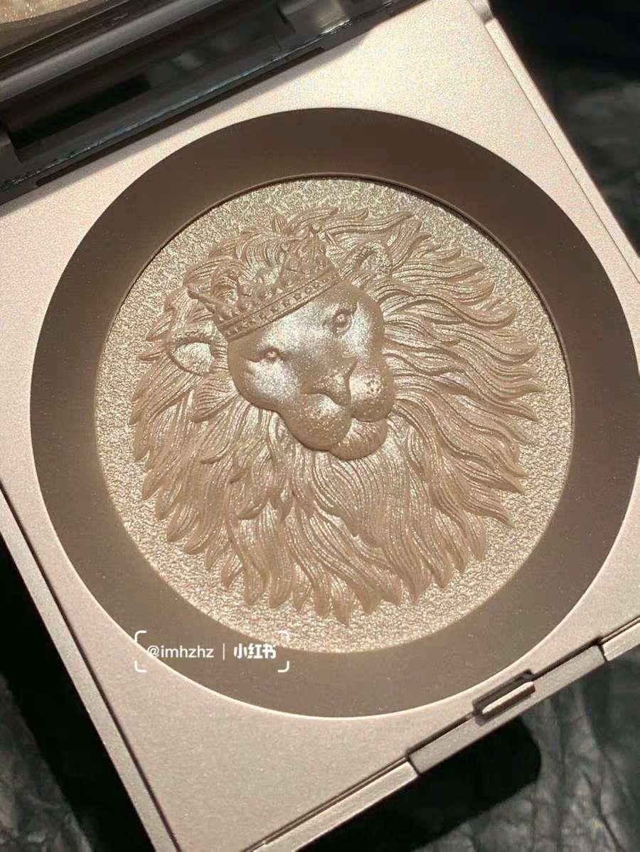 Leão diamante highlighter bronzer alto brilho contorno