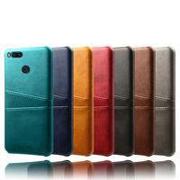 Für Xiaomi Mi 5X 6X A1 A2 Mi5 Mi6 5s plus Karte Slot Abdeckung PU Leder + PC Zurück fällen Für Xiaomi 8 9 se Max 3 2 Mix 2s Poco F1 Capa