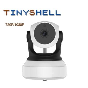 цена на 720P/1080P HD Wireless Security IP Camera Wifi home security IR-Cut Night Vision Audio Recording Network Indoor Baby Monitor