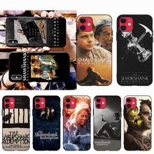 NBDRUICAI The Shawshank Redemption Bling Cute Phone Case for iPhone 11 pro XS MAX 8 7 6 6S Plus X 5S SE XR case nbdruicai the shawshank redemption bling cute phone case for iphone 11 pro xs max 8 7 6 6s plus x 5s se xr case