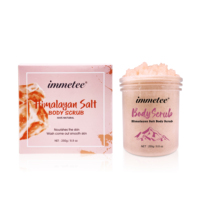 Himalayan Salt Body Scrub Deep Cleansing Ultra-hydrating Skin Care Frosted Cream 250g 1