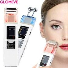 Galvanische Microcurrent Huid Verstevigende Wijting Machine Iontoforese Anti Aging Massager Huidverzorging Spa Salon Beauty