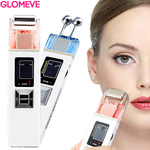 Image 1 - Galvanische Microcurrent Huid Verstevigende Wijting Machine Iontoforese Anti Aging Massager Huidverzorging Spa Salon Beauty