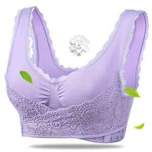 Women's underwear women's undergarments with vest Top Comfortable Bra cotton bra Sleep Fitness Clothing For Women