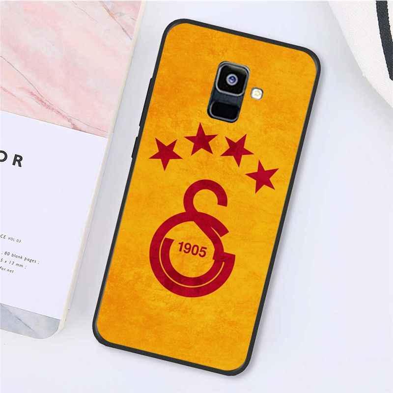 Babaite türkiye Galatasaray telefonu samsung kılıfı Galaxy A7 A50 A70 A40 A20 A30 A8 A6 A8 artı A9 2018