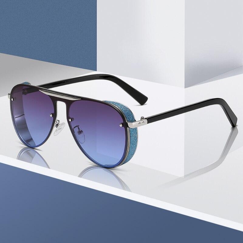 Brand Design Women Sunglasses Fashion Lady Luxury Sun Glasses Vintage UV400 Sunglass Shades Eyewear Oculos De Sol Mujer
