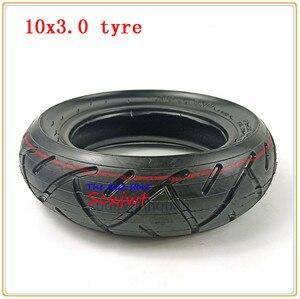 Image 3 - 10x3.0 ra Lốp ống bên trong Cho KUGOO M4 PRO Xe Điện bánh xe 10 inch Gấp xe điện bánh xe lốp xe 10*3.0 lốp xe