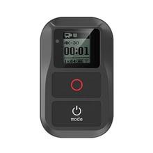 ABKT-водонепроницаемый беспроводной WiFi Пульт дистанционного управления для Gopro Hero 7 6 5 4 Session Go Pro 5 6 3+ умный пульт дистанционного управления зарядный кабель комплекты