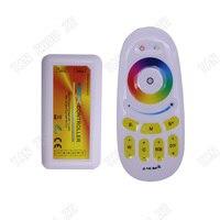 DC12-24A RGBCW led controller 2 4G touchscreen RGBCCT RGBWW RF fernbedienung für led stript  1 satz/los
