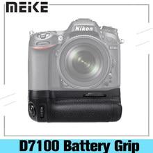 Meike – batterie verticale D7100, Meike MK D7100, pour Nikon D7100 D7200, pièce de rechange