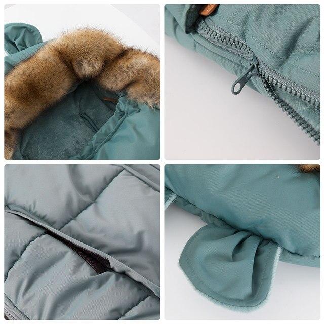 Envelope Baby Sleeping Bag Stroller 6