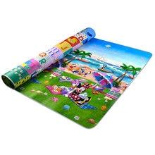 Портативный пляжный коврик для пикника детский игровой водонепроницаемый