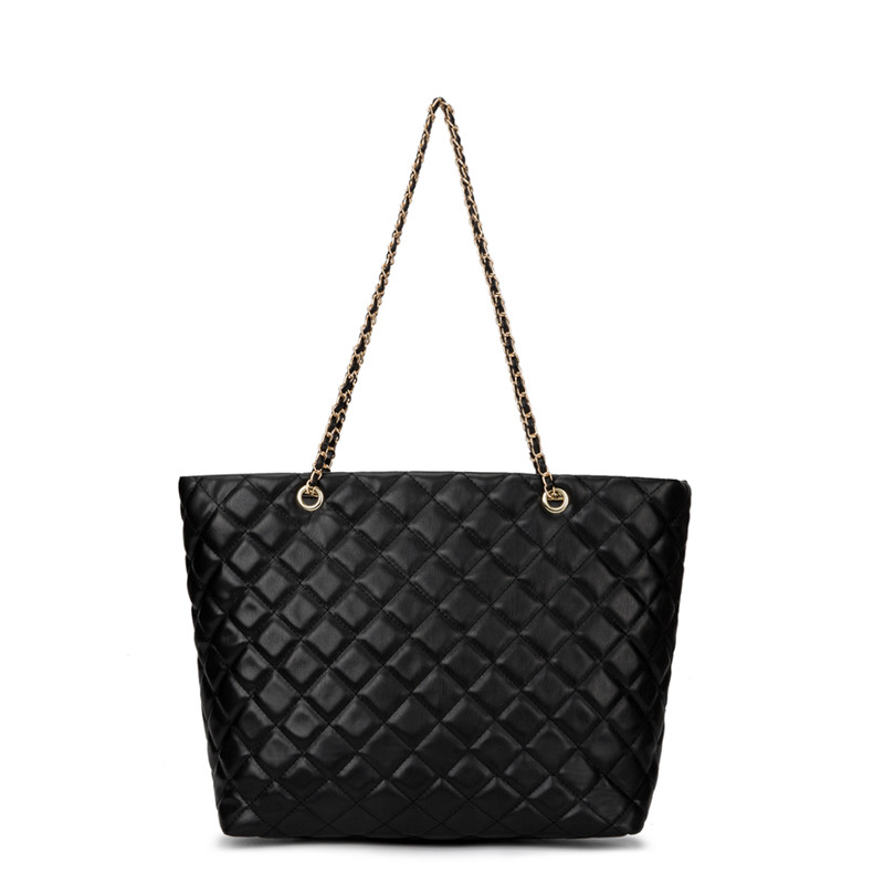 K928 Ladies Casual Totes Fashion Soft Pu Leather Shoulder Strap Bags Big Capacity Handbag 8308