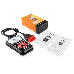 Image 5 - KONNWEI KW310 OBD2 сканер для Авто OBD 2 Автомобильный сканер диагностический инструмент Автомобильный сканер автомобильные инструменты русский язык PK Elm327