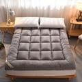 Утолщенный теплый мягкий удобный складной матрас татами для студенческого общежития с одним двойным матрасом