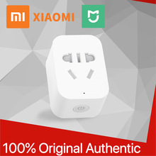 цена на Xiaomi Mijia Original Smart Plug Socket Enhanced Dual USB Fast Charger ZigBee/Basic Socket USB Wireless WiFi Mi Home APP Control