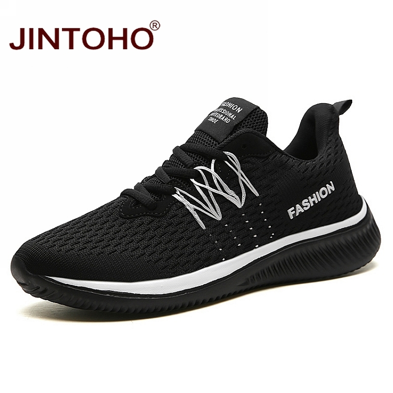 JINTOHO Breathable Shoes Band Unisex Sneakers Big-Size Fashion Cheap for Men Male