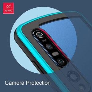 Image 2 - Funda para xiaomi mi 10 caso 100% xundd oficial autorizado airbags de luxo drop proof capa traseira para mi10 pro pro high high high high alta qualidade