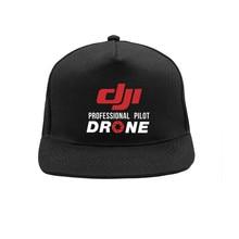 DJI professional pilot UAV hat adjustable cool summer outdoor hip hop hat mz-022