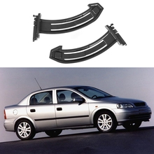 5114275 93176476 Holding Bracket Mount Glove Box Frame Set for Opel Astra G From 1998 2009