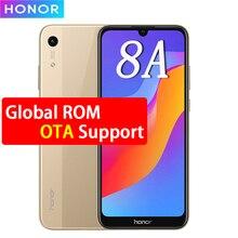 Honor 8A Smartphone 2GB/3GB di RAM 32GB/64GB di ROM Android 9.0 Octa core viso ID 6.09 Fullview 1560X720 4G LTE Ce ll Del Telefono