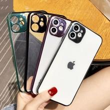 3D Laser Plating Case For iPhone 11 Pro