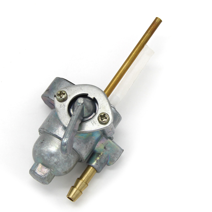 Gas Petcock Fuel Tap Valve Switch Pump Off On Reserve For Honda <font><b>CA110</b></font> Sport 50 CA175 K3 Touring CA200 XL175 XL250 XL350 image