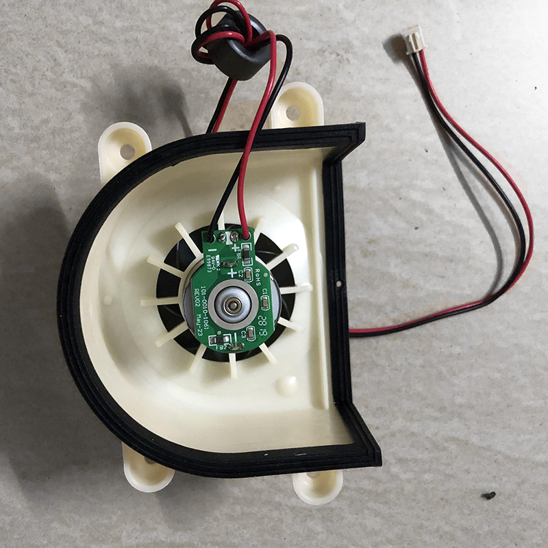 Sweeping Robotic Vacuum Cleaner Fan Motor For Ecovacs Deebot CR120 CR121 CR540 Dibea X500 Home Appliance Parts