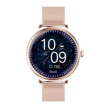 Γυναικείο έξυπνο ρολόι με πολλές χρήσιμες λειτουργίες