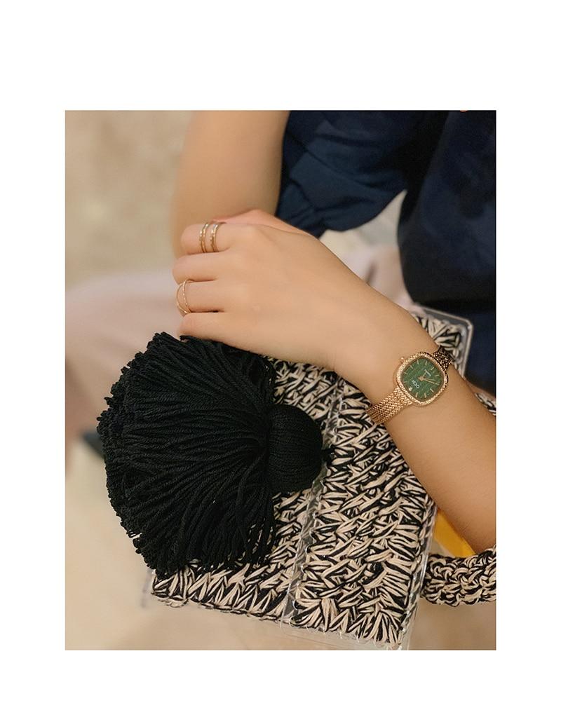 de ombro à noite mão-tecido lã acrílico