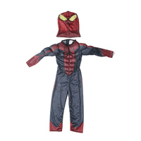 Spiderman Costume Movie Homecoming with Muscles for Kids 3