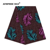 2020latest african print fabric AFRIPRIDE africa ankara print 100% high quality cotton traditional batik craft fabric A18F0334